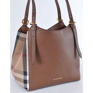 Burberry Derby Canterbury Nova Check Purse Handbag